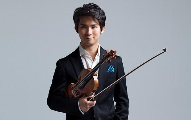 Deux artistes japonais au 21e concert Hennessy au Vietnam hinh anh 2