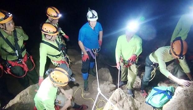 Nouveau circuit de decouverte de la grotte Son Doong hinh anh 1