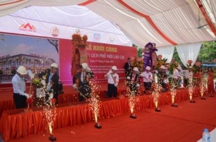 Mise en chantier du premier marche touristique du Vietnam hinh anh 1