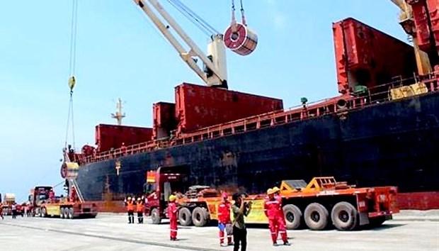Le Groupe Hoa Sen exporte 12.000 tonnes de toles ondulees vers l'Europe hinh anh 1