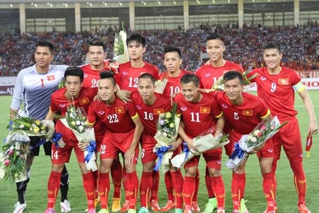 Le Vietnam gagne cinq places dans le classement FIFA hinh anh 1