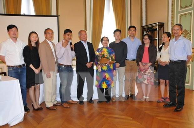 Congres de l'Union generale des Vietnamiens en Belgique hinh anh 1