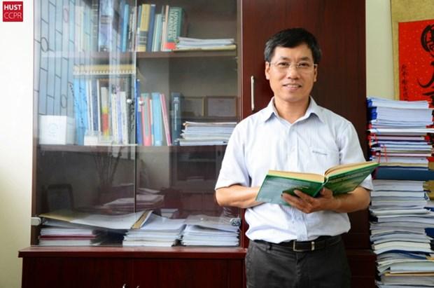 Le premier scientifique vietnamien a recevoir le prix Nagomori hinh anh 1