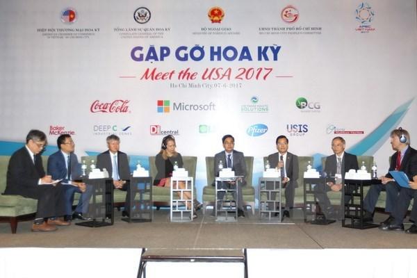 Promouvoir les liens commerciaux Vietnam - Etats-Unis hinh anh 1