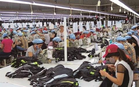 L'elan du developpement industriel au Vietnam en baisse hinh anh 1