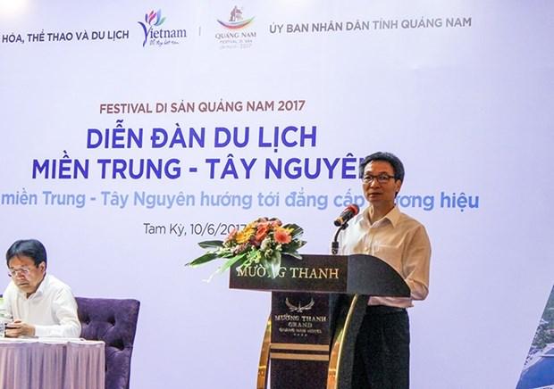 De la necessite de creer un label du tourisme pour les provinces du Centre et du Tay Nguyen hinh anh 1