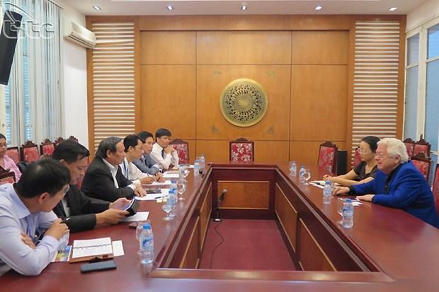 Vietnam - Grece : renforcement de la cooperation dans le tourisme hinh anh 1