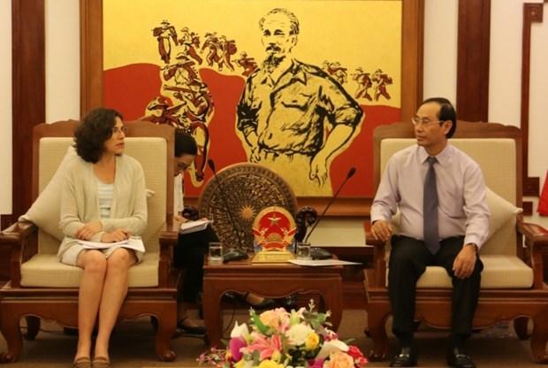 Transport : renforcer la cooperation vietnamo-francaise dans la formation hinh anh 1