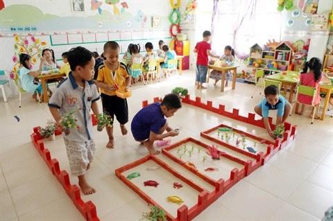 L'education prescolaire au cœur d'un colloque international a Hanoi hinh anh 2