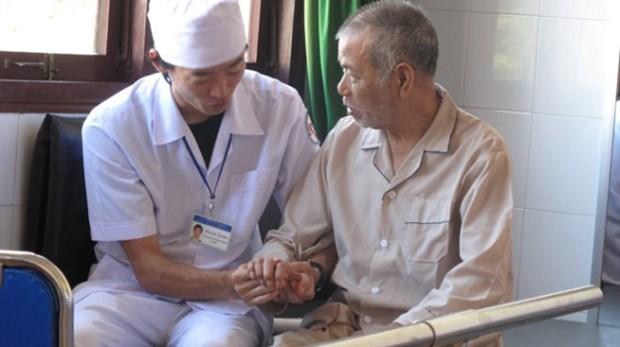 Les volontaires de la JICA au chevet de Can Tho dans le sport et la sante hinh anh 1
