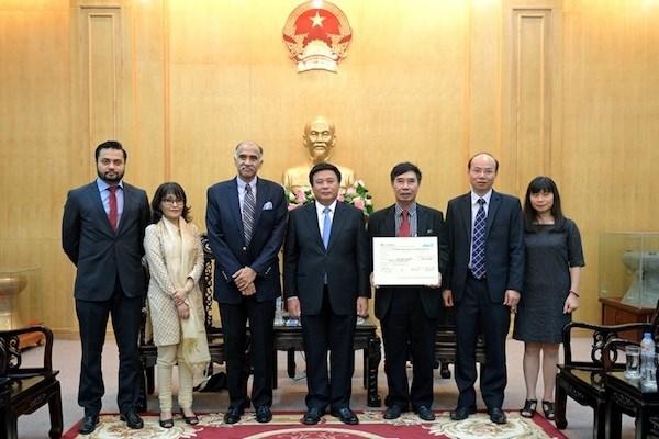 L'Inde accorde une assistance de 120.000 dollars a l'Academie nationale de Politique Ho Chi Minh hinh anh 1