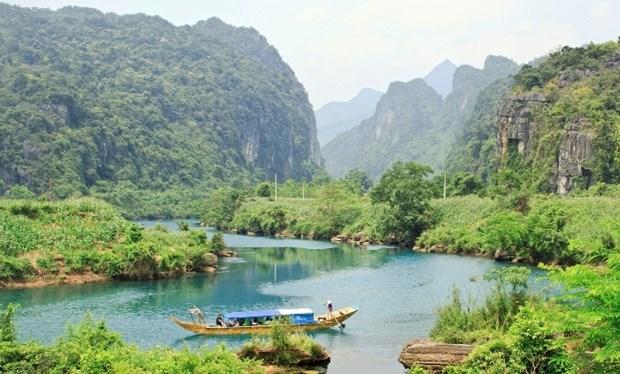 Le billet d'entree au parc national Phong Nha-Ke Bang en promotion du 15 au 20 juin hinh anh 1