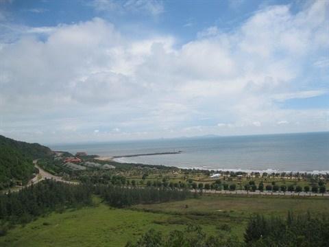 Nghe An et Ha Tinh abritent nombre de belles plages hinh anh 1