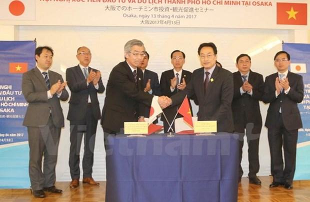 Plus de 1.000 projets d'investissement japonais a Ho Chi Minh-Ville hinh anh 1