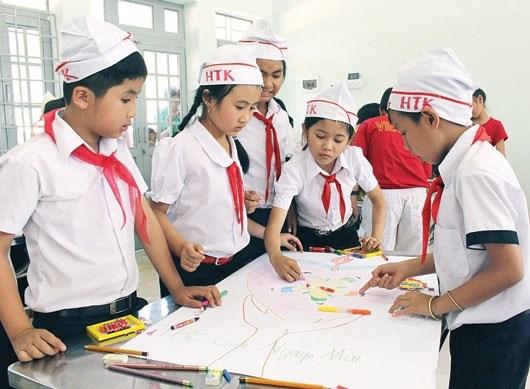 Creation du Comite national pour les enfants hinh anh 1