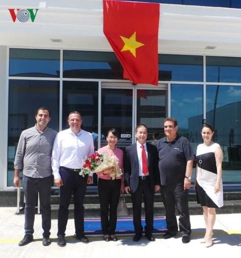 Investissement d'un groupe turc au Vietnam hinh anh 1