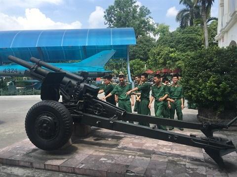 Un musee pour retracer l'histoire militaire vietnamienne hinh anh 1