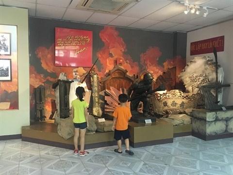 Un musee pour retracer l'histoire militaire vietnamienne hinh anh 2