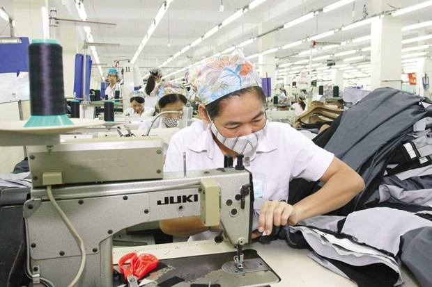 Le textile-habillement en tete des produits vietnamiens exportes aux Etats-Unis en 5 mois hinh anh 1