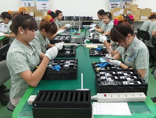 Les exportations nationales de telephones poursuivent leur essor hinh anh 1