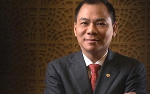 Pham Nhat Vuong en tete des plus grandes fortunes en bourse du Vietnam hinh anh 1