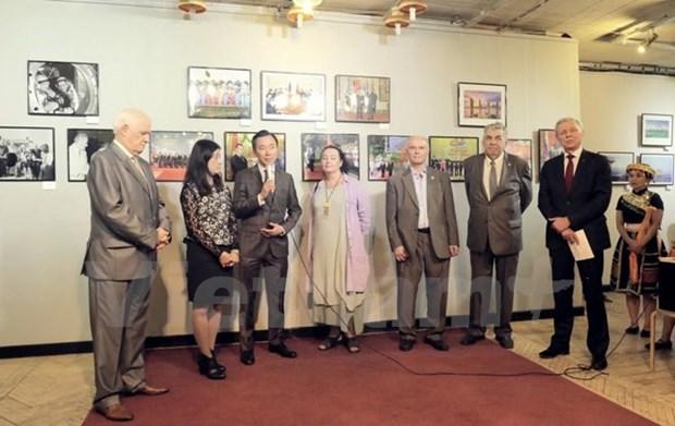 Une exposition photographique sur le Vietnam en Russie hinh anh 1