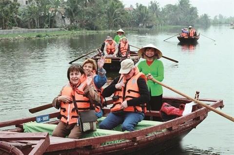 L'ecotourisme de Quang Yen, un modele attrayant hinh anh 1
