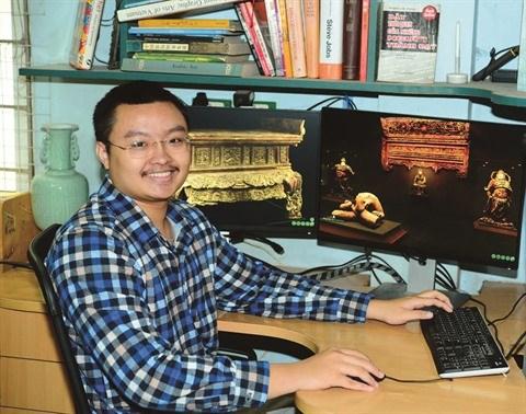Une galerie virtuelle 3D au service du patrimoine hinh anh 1