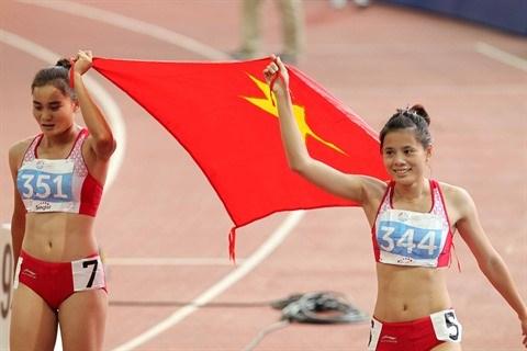 L'athletisme au defi des SEA Games 29 hinh anh 2