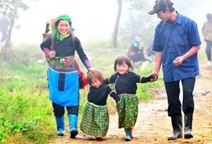 Honorer les valeurs de la famille traditionnelle hinh anh 1