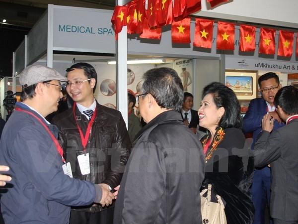 Le Vietnam a la foire commerciale internationale SAITEX-Afrique du Sud 2017 hinh anh 1