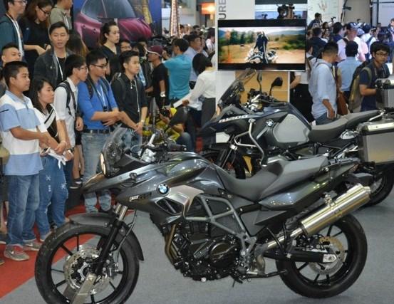 Vietnam, une destination attrayante pour les motos japonaises et americaines hinh anh 1