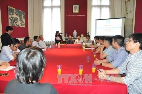 Congres de l'Association des Etudiants vietnamiens en Belgique hinh anh 1