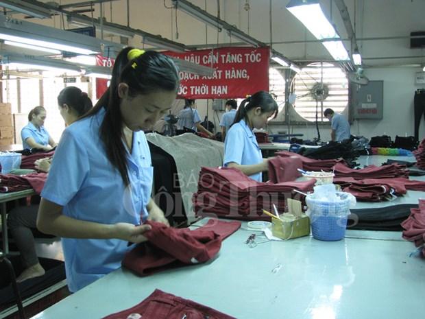 2e trimestre: Les exportations de HCM-Ville augmentent de plus de 17% hinh anh 1