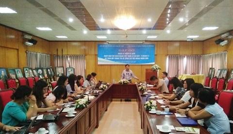 Cours de recyclage en diplomatie populaire pour les journalistes hinh anh 1