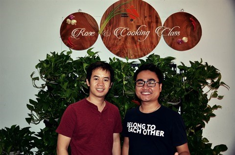 De jeunes entrepreneurs cherchent a valoriser la culture vietnamienne hinh anh 1