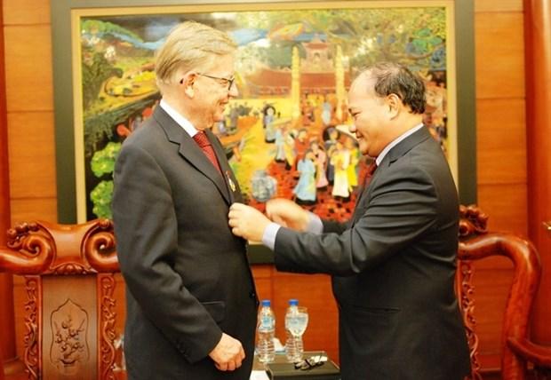 Renforcer la cooperation dans la lutte contre les changement climatiques hinh anh 1