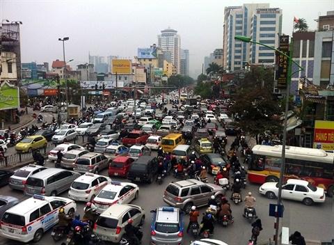 Hanoi : vers la modernisation du parc de vehicules en 2018 hinh anh 1