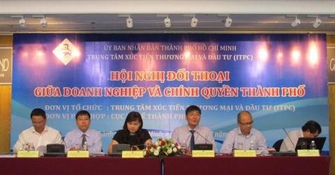 Suppression des difficultes pour les entreprises dans le domaine fiscal a Ho Chi Minh-Ville hinh anh 1
