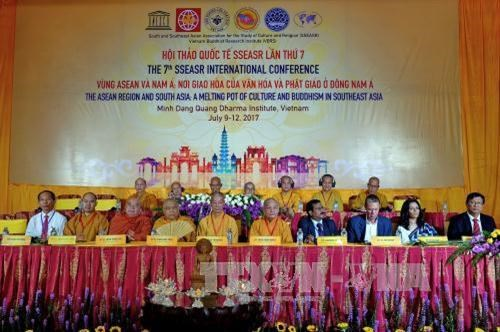 Ho Chi Minh-Ville accueille une conference internationale sur le bouddhisme et la culture hinh anh 1
