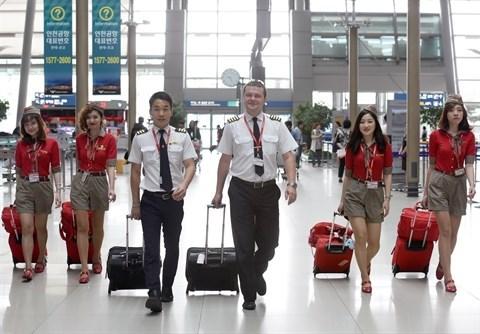 Vietjet Air lance des billets a prix bas sur ses lignes internationales hinh anh 1