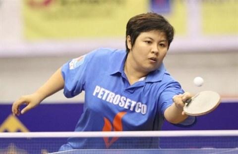 Tournoi international de ping-pong bientot a Ho Chi Minh-Ville hinh anh 1