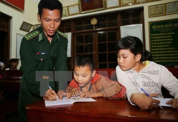 Bientot le 1er echange d'amitie frontaliere entre le Vietnam et le Laos hinh anh 1