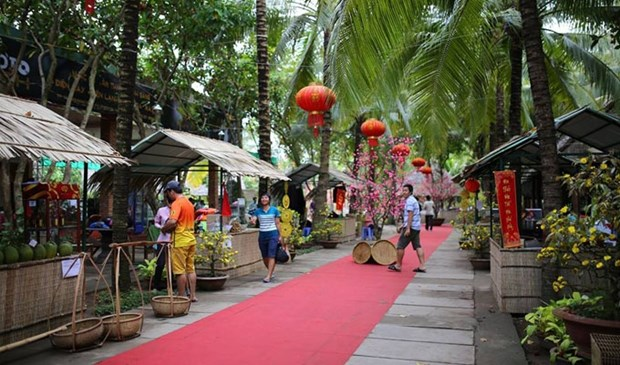 Bientot la deuxieme semaine de la culture et du tourisme de Ben Tre hinh anh 1