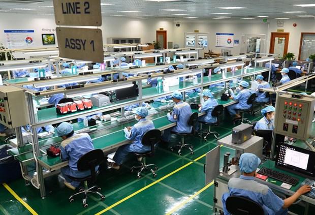 Attrait de l'IDE: le Vietnam attend 30 milliards de dollars en 2017 hinh anh 1