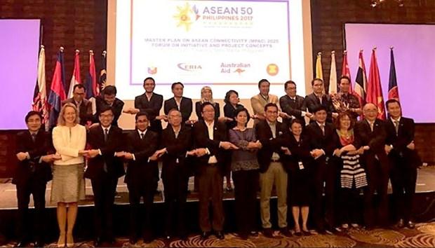 L'ASEAN avance son Plan directeur sur la connectivite MPAC 2025 hinh anh 1