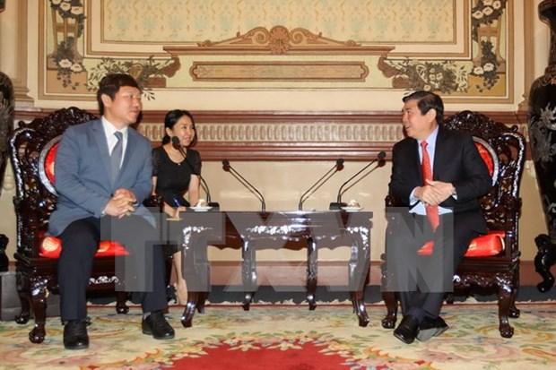 Education: Ho Chi Minh-Ville et la R. de Coree veulent accelerer leur cooperation hinh anh 1