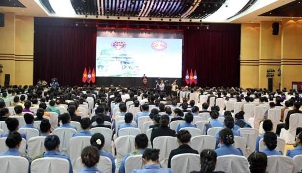 Ouverture du 4e Festival d'amitie populaire Vietnam-Laos hinh anh 1