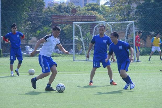 Le projet «Football communautaire au Vietnam» laureat du Dream Asia Award hinh anh 1