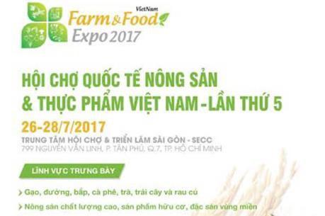 Une foire et une exposition sur les produits et equipements agricoles a HCM-Ville hinh anh 1